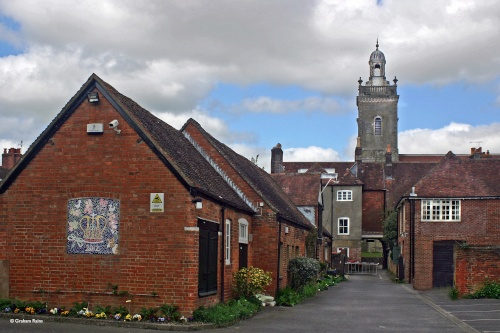 Blandford Town Museum 1