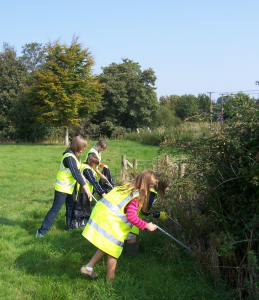 Clean-up Blandford Campaign (CUBC) 1