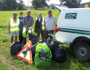 Clean-up Blandford Campaign (CUBC) 2