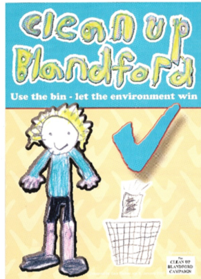 Clean-up Blandford Campaign (CUBC)