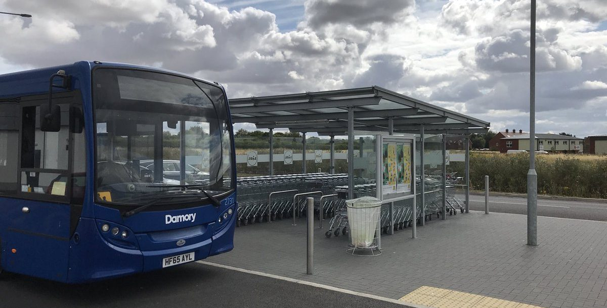 X8A bus service and best use of Lidl 106 Funding 1