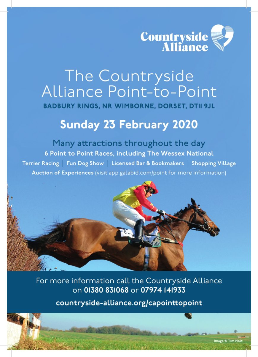 Countryside Alliance Point to Poin