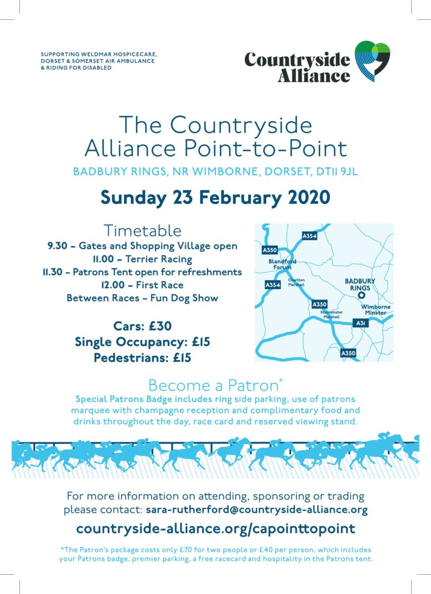 Countryside Alliance Point to Point